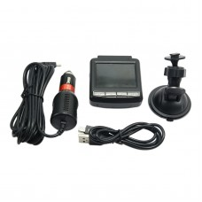 A6 HD 1080P Car DVR Rear Mirror DVR AVI Video Format LCD Screen Built in Battery for Video Shooting