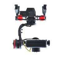 HMG MA3D 3-Axis Brushless Gimbal Kits for Mobius Action Camera 808 Multicopter FPV Photography