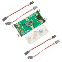 Professional Distribution Board CC3D ESC Connecting Board Telemetry ALL IN ONE Design for QAV250 Mini Quadcopter