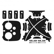 PVC Skin Decal Sticker For DJI Phantom 3 Copter Shell Controller Accessory