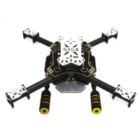 SAGA E350 350mm Mini FPV 4-Axis Glass Fiber Quadcopter Aerial Quadrotor Multi-Axis Frame