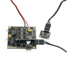 AlexMos Brushless Gimbal Controller V2.4b7 w IMU + 3rd Axis Extension Board