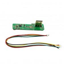 HDMI TO AV Super Light Weight Mini HDMI to AV Module SONY Camera Convert FPV Photography