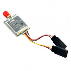 TX600mw 27dBm 5.8G 32CH 2S-6S DC Transmitter TX for Multicopter FPV Photography