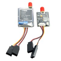 5.8G 32CH 2S-6S DC Receiver RX5832 + Q Transmitter TX for Multicopter FPV Photography