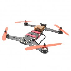 DAYA-250 4-Axis Carbon Fiber Quadcopter Frame Kit 250mm Wheelbase with Landing Gear for FPV