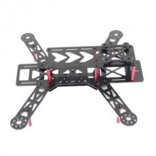 250mm Carbon Fiber 4 Axis Qav250 Mini Quadcopter Multi-rotor Frame Kit