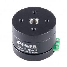 Brushless Motor iPower GBM2208H 80T Hollow Shaft Motor for Gopro Gimbal