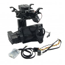 Tarot GOPRO T4-3D 3-Axis Stabilized Brushless Gimbal TL3D001 for FPV GOPRO Camera