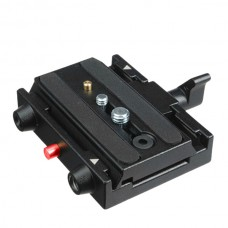 Kenro 577 Rapid Connect Adapter w/ Sliding Plate 501PL for Manfrotto HEAD 701HDV