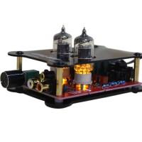 P5 BK 6J1 HiFi Stereo Tube Valve Preamp Preamplifier Amplifier