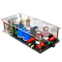 CLASS A P3 6N3(5670) + 6Z4 Vacuum Tube Valve Preamp Amplifier Preamplifier