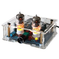CLEAR P5-1 Stereo Tube Valve Buffer Preamp Preamplifier