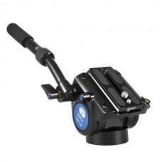 SIRUI VH-10 Professional  Hydraulic Video Head w/ Handle Case For Tripod SLR Camera