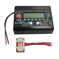 Max 200w Upgrade UN-A6 Plus+ 1s-6s LiPo Battery Pro Balance Charger