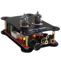 BK 6J1 HiFi Tube Valve Preamp Preamplifier Amplifier 110V/220V US