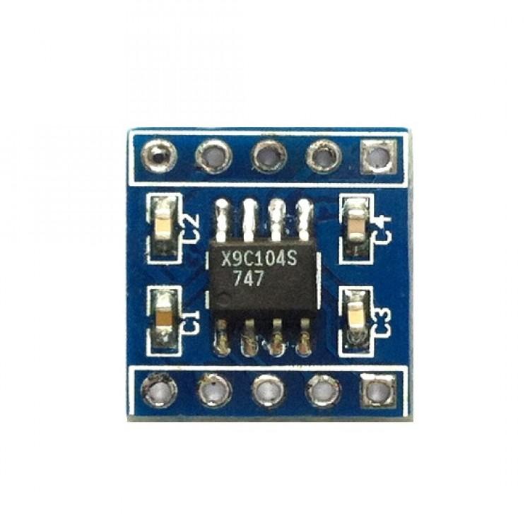 NEW High Quality X9C104 Digital Potentiometer Module for Arduino Module