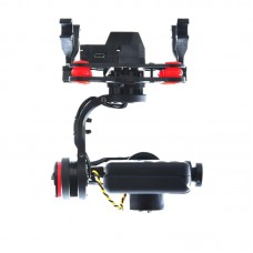 Gimbal Spare Parts HMG MA3D 3-Axis Brushless Gimbal for Mobiusaction 808 HD Sports FPV Camera for Aerial FPV