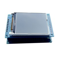 "STM8S103K3T6 Minimum System Core Development Board w/1.8"" LCD 128X160 Serial SPI TFT Module Display"