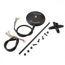 Holybro Ublox Neo-M8N Chip GPS & Compass Module with Case for APM Pixhawk Flight Control