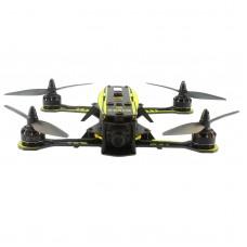 GT-250 250MM Quadcopter PCB Racing Glass Fiber Plate Aircraft FPV Multirotor Frame Kit - Yellow