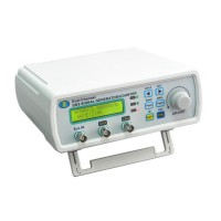 6MHz Dual Channel DDS Function Signal Generator Frequency Signal Source Meter