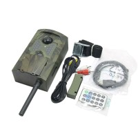 Newest 12MP 1080P MMS GPRS SMS Control 3G Hunting Trail Camera Suntek HC500G