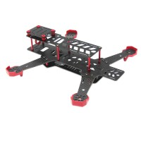DALRC DIY FPV Mini Drones Race Quadcopter DL265 Carbon Fiber Frame Support 1806 2204 Motor 12A ESC