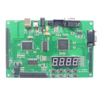 CY7C68013 EPM3128ATC144 CPLD USB2.0 IIC Interface Learning Board Development Board