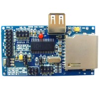 5V CH376 USB Development Board Evaluation Board