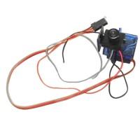 Super Mini Single Axis Gimbal PTZ w/ Camera Lens Servo for FPV QAV250 CC3D Quadcopter