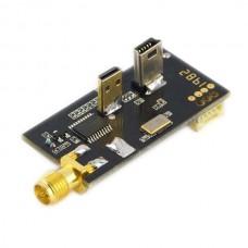 Trasmettitore FPV 3KM 5.8G 250mW Wireless AV Audio Video per Quadcopter Gopro
