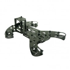 FeeYoung Darts180 180mm Wheelbase 4-Axis Carbon Fiber Quadcopter Frame Kit for FPV