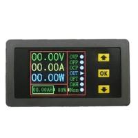 MHF-120S High-Power Bidirectional Wireless Multifunction Digital Voltage Meter Capacity Meter Power Meter