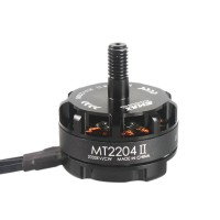 EMAX Cooling New MT2204 II 2300KV Brushless Motor CW with Two Pair of Propellers for RC QAV250 F330 Multicopter