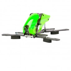 Tarot 250 RC Quadcopter 250mm 4-Axis Half Carbon Fiber Drone Frame with Landing Gear for FPV