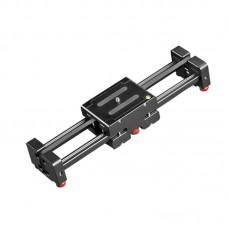 Portable Mini 37.5cm Load 5 KGS DSLR DV Video Slider for Camera and Tripod