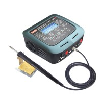 DIY Toy SKYRC D200 Balance Charger Intelligent 20A 200W Wifi contorl Twin-Channel LCD AC DC Dual PK D100