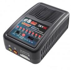 SkyRC E8 6A 100W 2-8S LiPo LiFe 100-240V Balance Battery Charger AC Input