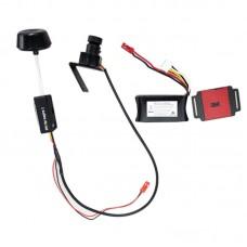 FPV 420TVL 3.6mm Lens Camera with Antenna+A/V Transmitter+Ground Receiver for DJI Inspire 1 Quadcopter