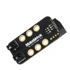 Makeblock Patrol Module RJ25 Interface LED Me Line Follower V2.2 for Arduino