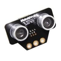 Makeblock DC 5V RJ25 Interface Ultrasonic Sensor Module Ultrasonic Distance Detector for Arduino Robot Obstacle Avoidance