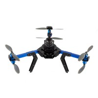 3DR Y6 Tricopter Frame Kit High Payload Fiberglass Multicopter with Electronics ARF Kit