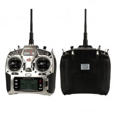 RC Hobby Spektrum DX8 DSMX 2.4G DX8 DSMX 8-Channel Transmitter w/ 6210 Receiver