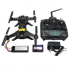 Walkera RUNNER 250 Quadcopter w/ DEVO 7&Charger for FPV Photography