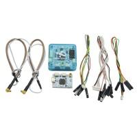 OpenPiolot CC3D Revolution Flight Controller Board + OPLINK MINI CC3D REVO Transceiver TX RX Module