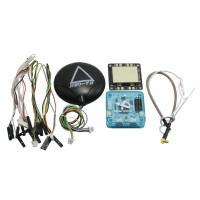 OpenPiolot CC3D Revolution Flight Controller with NEO-7N GPS & 2-6S Distribution Board for FPV Photography
