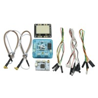 OpenPiolot CC3D Revolution Flight Controller + OPLINK MINI & 2-6S Distribution Board for FPV Photography