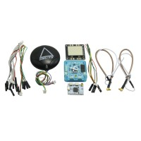 OpenPiolot CC3D Revolution Flight Controller + OPLINK MINI & NEO-7N GPS & 2-6S Distribution Board