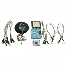 OpenPiolot CC3D Revolution Flight Controller + OPLINK MINI & NEO-7N GPS & 2-6S Distribution Board